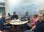 Reunião coordenação Ciflor