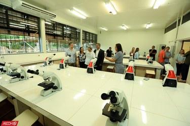 Revitalização do Laboratório de Microscopia