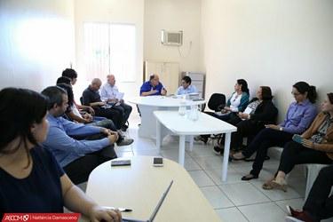 Comissão do Inep na Ufac