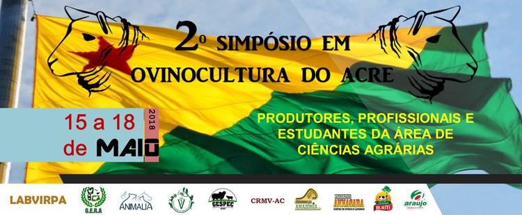 2º Simpósio em Ovinocultura do Estado do Acre