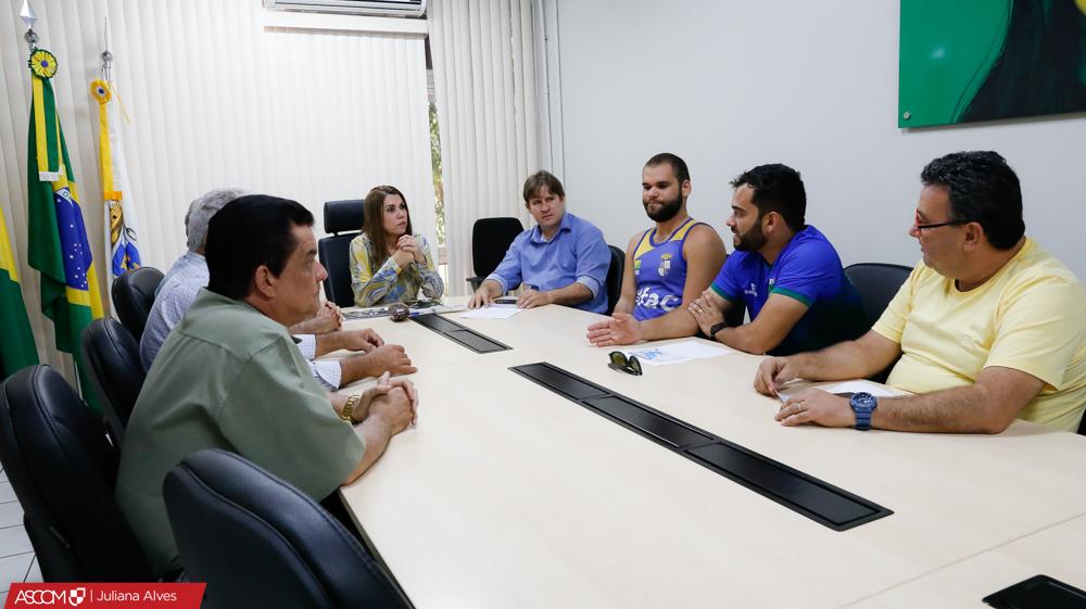 Aluno da Ufac participa de jogos pan-americanos em SP