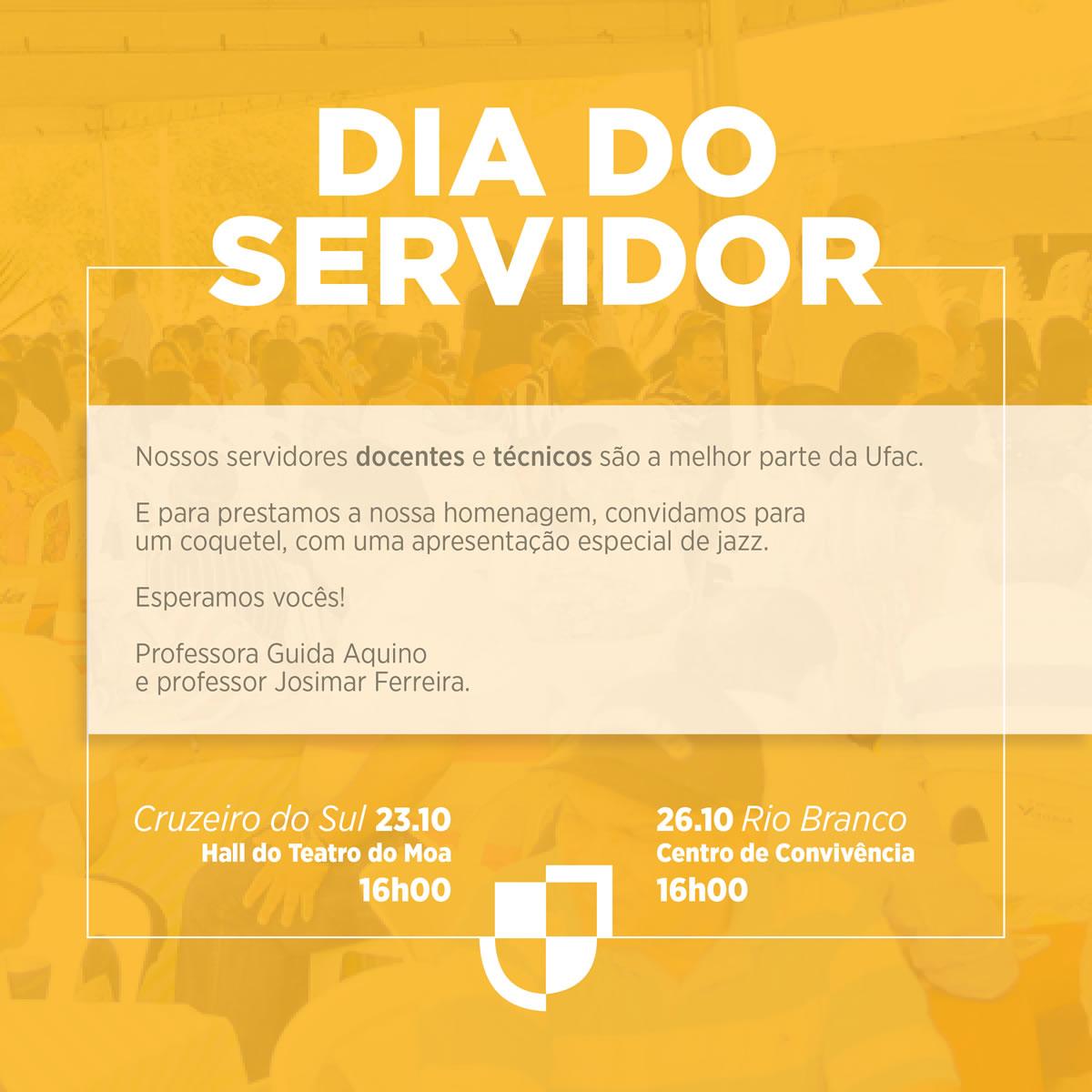 Convite – Dia do Servidor
