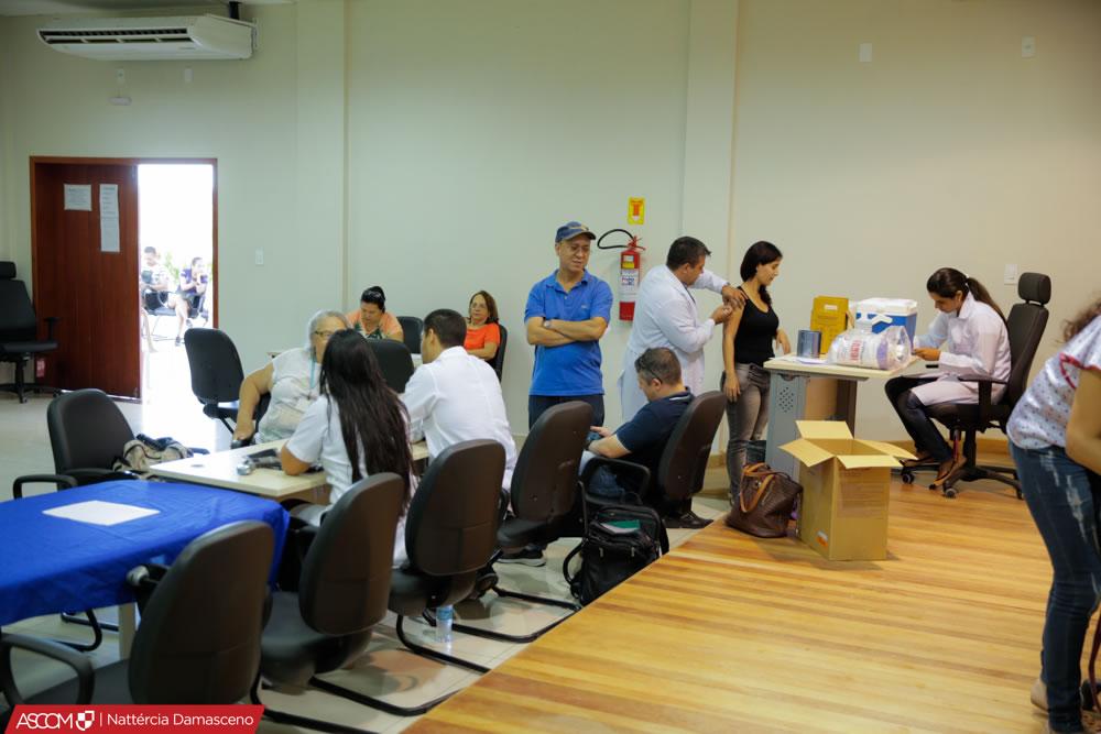 Projeto da Ufac oferece serviços de saúde à comunidade