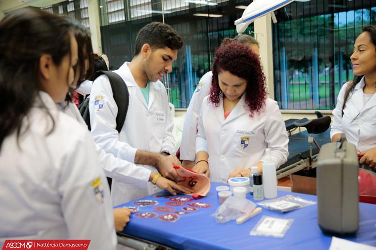 Entrega do Laboratório de Enfermagem