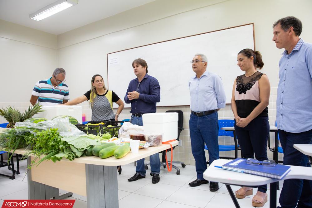 RU da Ufac terá alimentos da agricultura familiar
