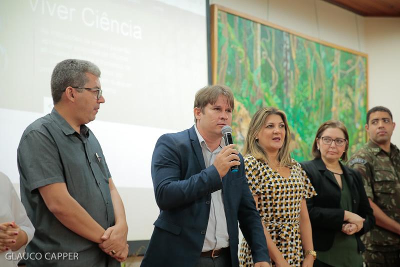 5ª Mostra Viver Ciência ocorre em outubro na Ufac