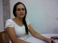 Aluna do curso de Filosofia Daniele Marques é uma das participantes do projeto
