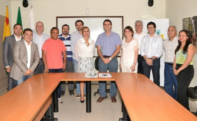 Ufac recebe apoio da prefeitura de Rio Branco para realização da 66ª Reunião da SBPC