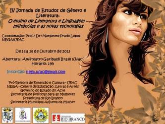 gênero e literatura - evento - 2013