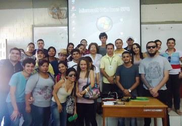 Alunos do curso de História visitam universidade da Bolívia