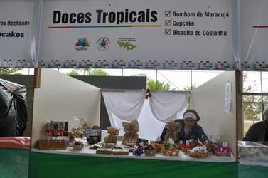 Praça de alimentação reúne 39 expositores na SBPC