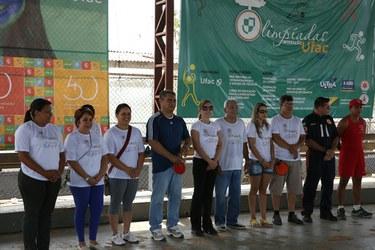Olimpíadas da Ufac marcam interação entre estudantes, servidores e professores