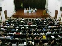 7ª Semana de Engenharia Florestal continua no campus da Ufac