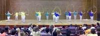 Alunos de Educação Física apresentam show de dança
