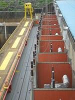 Alunos da Ufac realizam visita técnica em Usina Hidrelétrica