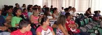 Alunos de Engenharia Agronômica assistem a palestras de servidores do Idaf