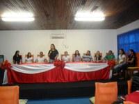 Alunos de Espanhol da Ufac em Cruzeiro do Sul visitam Apadeq