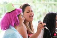 Alunos do curso de Música da Ufac levam arte e alegria ao Lar dos Vicentinos