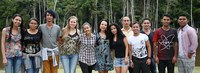 Alunos do curso de Psicologia participam de encontros em Goiânia