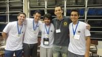 Alunos do Curso de Sistemas de Informação representam a UFAC na fase nacional da Maratona de Programação