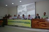 Aula inaugural do Programa de Residência Florestal