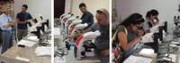 Campus Floresta recebe novos microscópios e livros