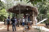 Catuaba vira cenário para série de TV 'Mauani'