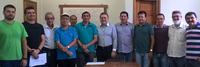 CFCH empossa diretor e vice eleitos