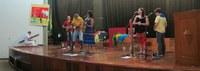 Colônia de Férias recebe 65 crianças na Ufac