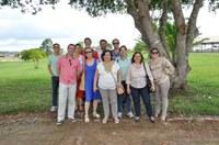 Comitiva da Fiocruz visita a Ufac