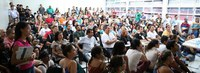 Conferência sobre cobras venenosas atrai grande público na 66ª SBPC