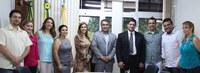 Cônsul-geral de Cuba visita a Ufac