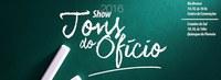 Convite Cruzeiro do Sul e Rio Branco: Show Tons do Ofício