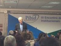 Coordenadora institucional do Pibid na Ufac participa de encontro nacional