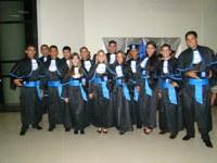 Cruzeiro do Sul tem novos profissionais de nível superior