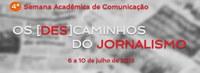 Curso de Jornalismo prepara semana acadêmica e lança site para divulgar atividades