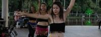 Dança do ventre integrou celebração da semana da mulher na Ufac