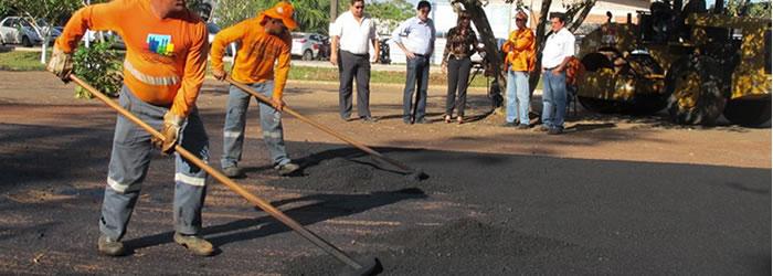 Emurb realiza obras no Campus Rio Branco