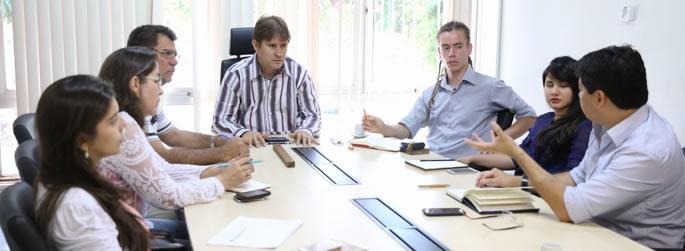 Entidades discutem ações para o desenvolvimento integral do bambu