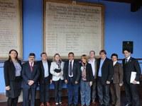 Equipe da Ufac realiza parcerias com universidades nacionais peruanas em Lima