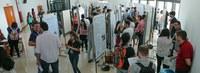 Estudantes da Ufac apresentam banners durante o 1º Congresso de Pesquisa do Estado do Acre e 24º Seminário de Iniciação Científica