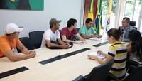 Estudantes da Ufac mobilizam-se para 9ª Bienal da UNE