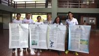 Estudantes da Ufac participam de congresso em Porto Velho