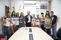 Estudantes da Ufac participam de Jogos Universitários Brasileiros