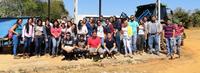 Estudantes da Ufac visitam unidade experimental da Embrapa