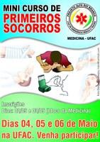 Estudantes de Medicina da Ufac promovem Mini Curso de Primeiros Socorros