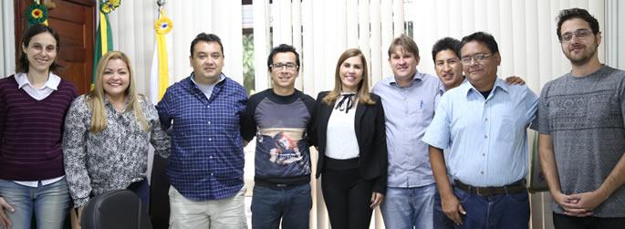 Estudantes estrangeiros vêm à Ufac para programas de mestrado