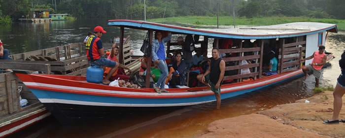 Estudantes realizam expedição a Serra do Divisor