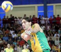 Giba, ex-jogador de vôlei, faz palestra na Ufac
