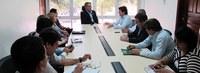 Grupo de empresa multinacional visita a Ufac